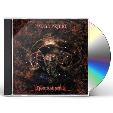 Judas Priest NOSTRADAMUS CD