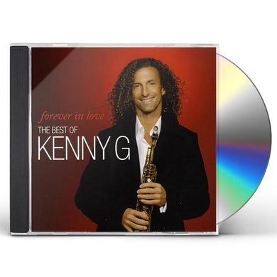 Kenny G FOREVER IN LOVE: BEST OF CD