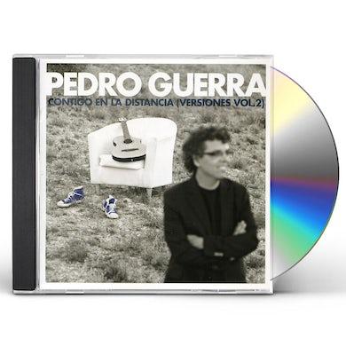 Pedro Guerra CONTIGO EN LA DISTANCIA CD