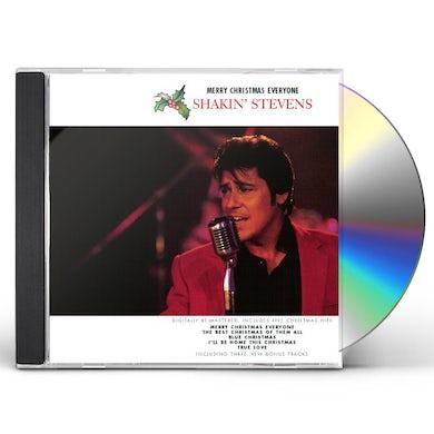 Shakin Stevens MERRY CHRISTMAS EVERYONE CD