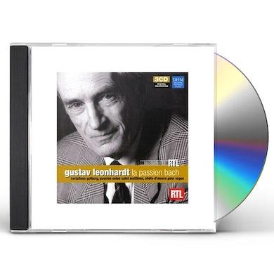 Gustav Leonhardt LA PASSION BACH CD