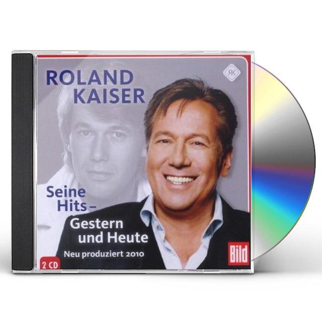 ROLAND KAISER SEINE HITS CD