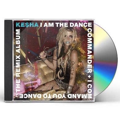Ke$ha I AM THE DANCE COMMANDER + I COMMAND YOU TO DANCE CD