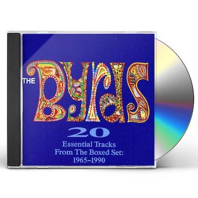The Byrds 20 ESSNTIAL TRACKS CD