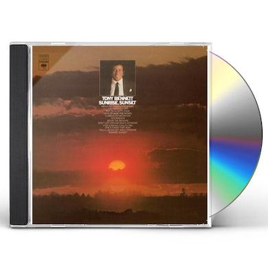 Tony Bennett SUNRISE SUNSET CD