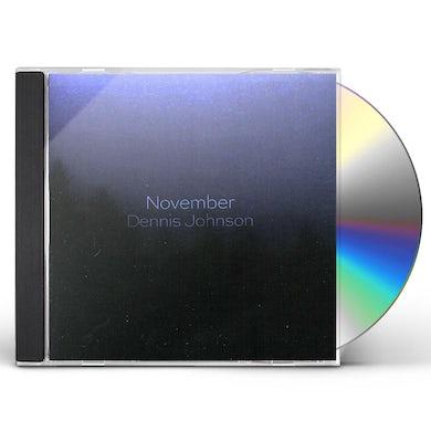 R. Andrew Lee DENNIS JOHNSON: NOVEMBER CD