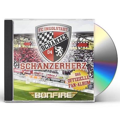 Bonfire SCHANZERHERZ CD