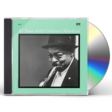 Coleman Hawkins AT EASE: RUDY VAN GELDER REMASTERS CD