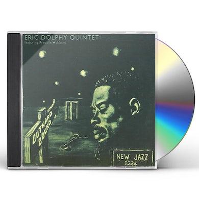 Eric Dolphy OUTWARD BOUND: RUDY VAN GELDER REMASTERS CD