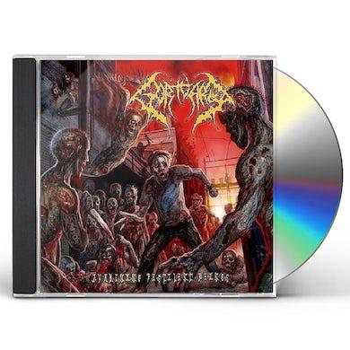 Gortuary AWAKENING PESTILENT BEINGS CD