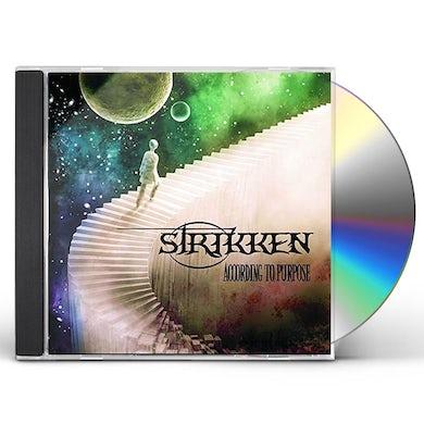 Strikken ACCORDING TO PURPOSE CD