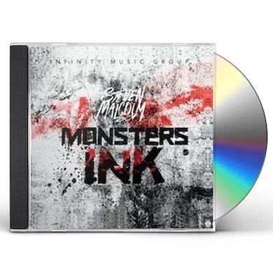 Steven Malcolm MONSTERS INK CD