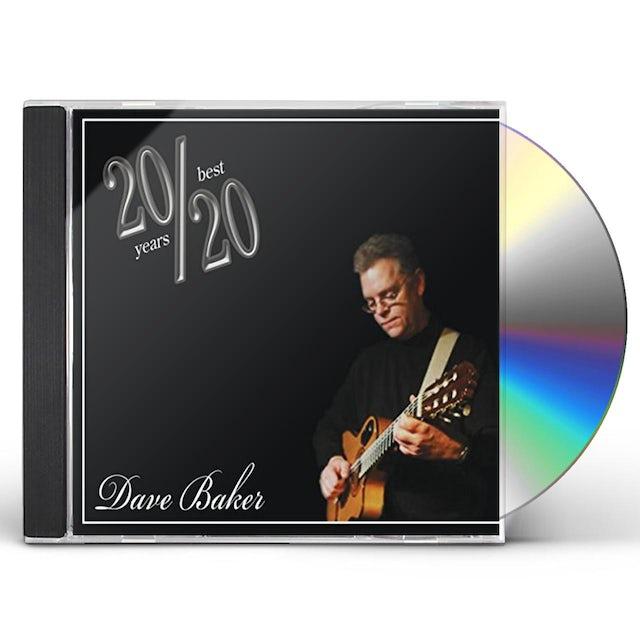 20/20: BEST OF DAVE BAKER CD
