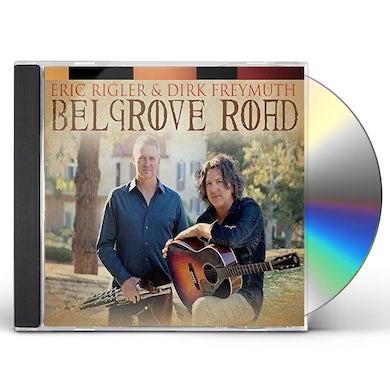 Eric Rigler BELGROVE ROAD CD