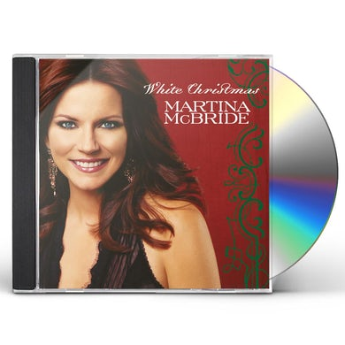 Martina Mcbride WHITE CHRISTMAS CD