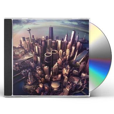 Foo Fighters SONIC HIGHWAYS CD