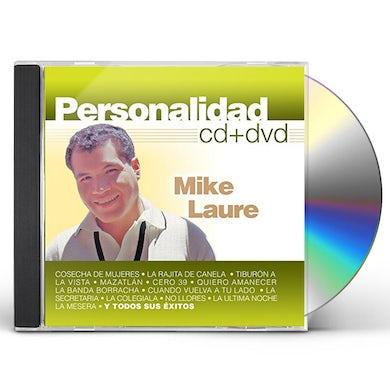 Mike Laure PERSONALIDAD CD