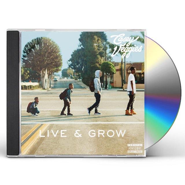 Casey Veggies LIVE & GROW CD