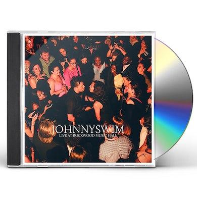JOHNNYSWIM LIVE FROM ROCKWOOD MUSIC HALL CD