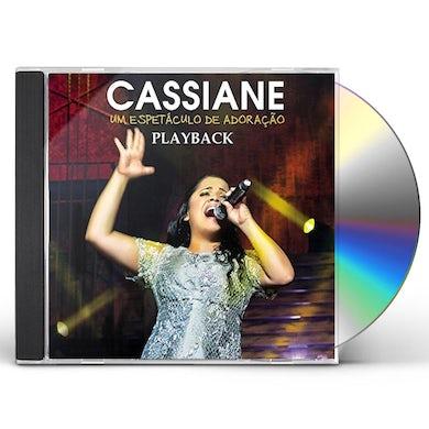 UM ESPETACULO DE ADORACAO CD