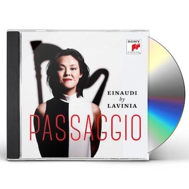 Lavinia Meijer MUSIC OF LUDOVICO EINAUDI CD