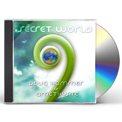 Doug Hammer SECRET WORLD CD