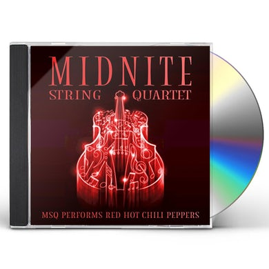 Midnite String Quartet MSQ PERFORMS RED HOT CHILI PEPPERS (MOD) CD
