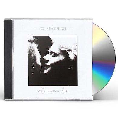 John Farnham WHISPERING JACK (GOLD SERIES) CD
