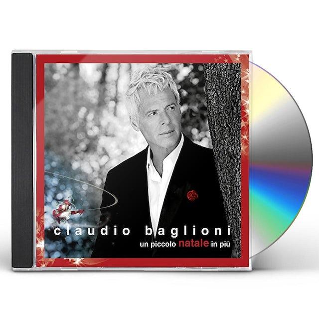 Claudio Baglioni UN PICCOLO NATALE IN PIU CD