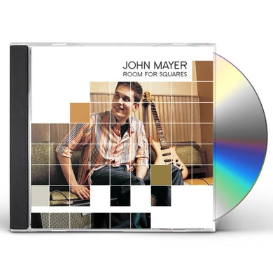 John Mayer ROOM FOR SQUARES (GOLD SERIES) CD