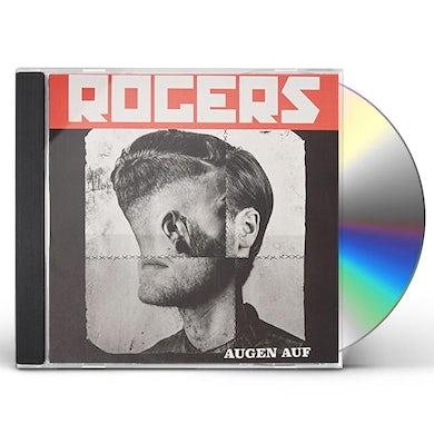 Rogers AUGEN AUF CD