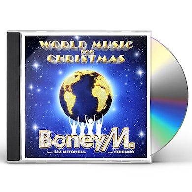 Boney M WORLDMUSIC FOR CHRISTMAS CD