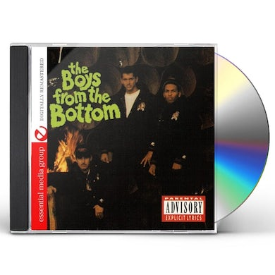 THE BOYS FROM THE BOTTOM CD