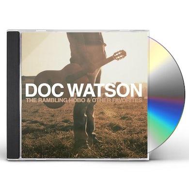 Doc Watson RAMBLING HOBO CD