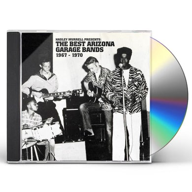 BEST ARIZONA GARAGE BANDS 1967 - 1970 / VARIOUS CD