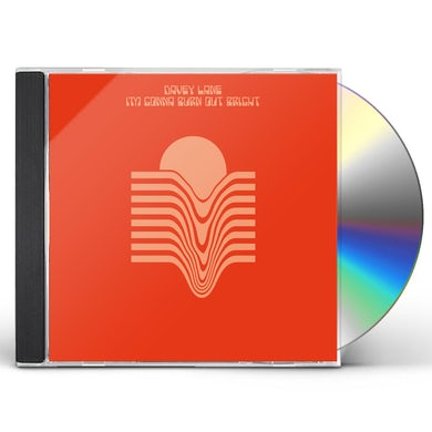 Davey Lane ATONALLY YOUNG CD