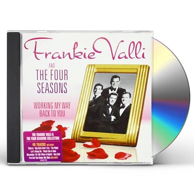 Frankie Valli & Four Seasons FRANKIE VALLI & THE FOUR SEASONS CD
