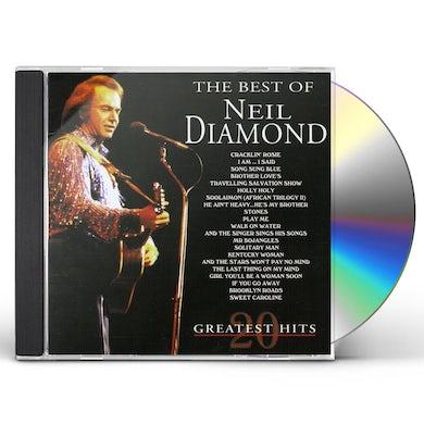 Neil Diamond BEST OF CD