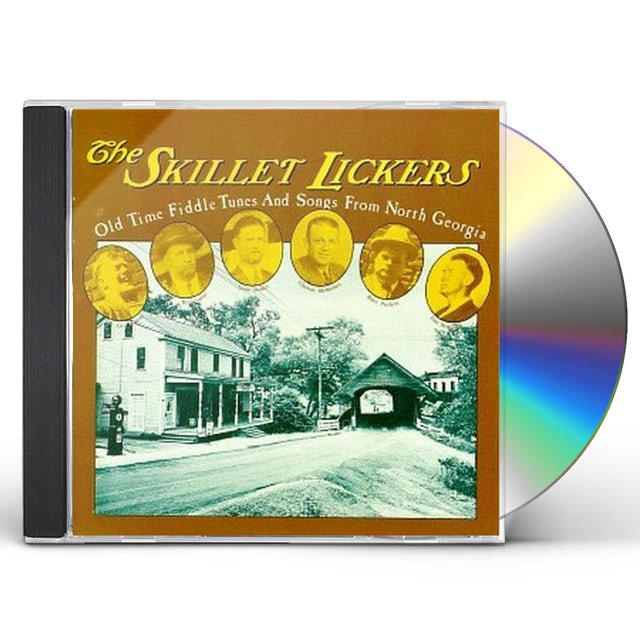 Skillet Lickers CD