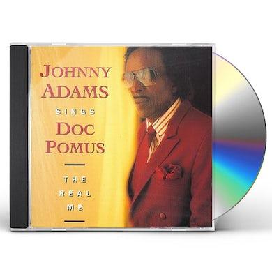 Johnny Adams REAL ME CD