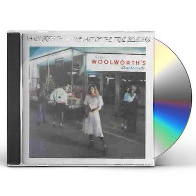 Nanci Griffith LAST OF THE TRUE BELIEVERS CD