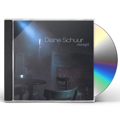 Diane Schuur MIDNIGHT CD