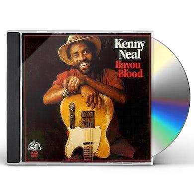 Kenny Neal BAYOU BLOOD CD