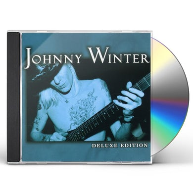 Johnny Winter DELUXE EDITION CD