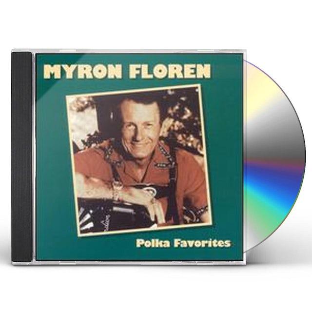 Myron Floren POLKA FAVORITES CD