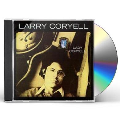 Larry Coryell LADY CORYELL CD