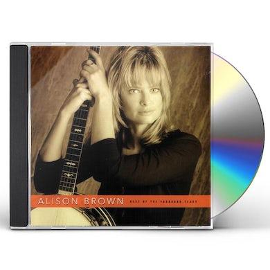 Alison Brown BEST OF THE VANGUARD YEARS CD