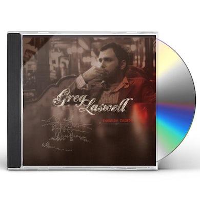Greg Laswell THROUGH TOLEDO CD