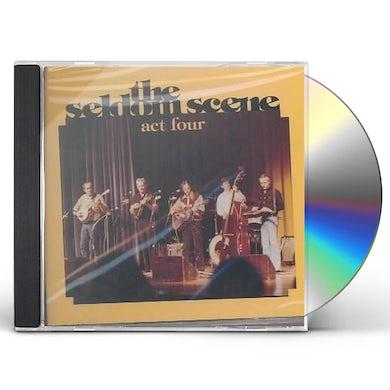 Seldom Scene ACT FOUR CD
