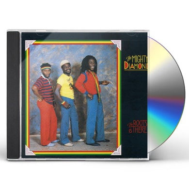 Mighty Diamonds ROOTS IS THERE CD